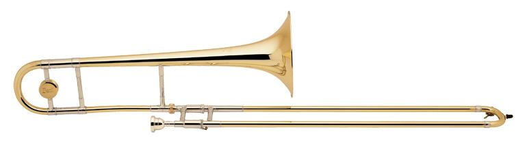 Trombone ténor Sib Stradivarius perce 13.34mm