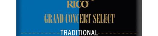 RICO - D'ADDARIO WOODWIND G.CONCERT SELECT Sib