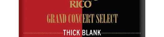 RICO - D'ADDARIO WOODWIND GC SELECT TB Sib