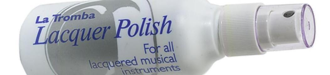 LA TROMBA Lacquer  Polish