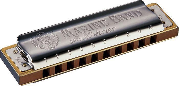 HOHNER Marine Band 1896