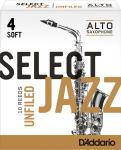 RICO - D'ADDARIO WOODWIND SELECT JAZZ U.Alt