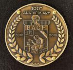 BACH New York Centennial