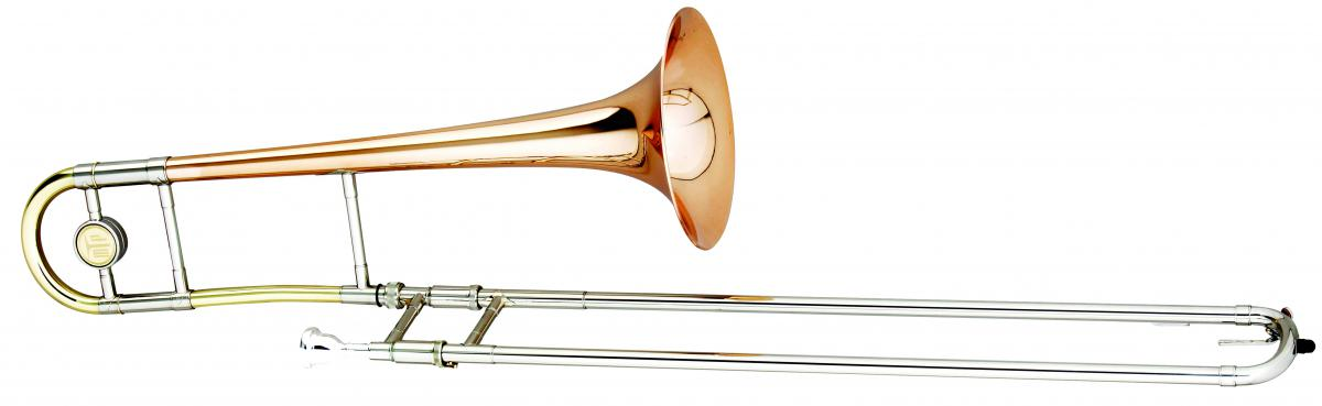 Trombone ténor Sib perce medium
