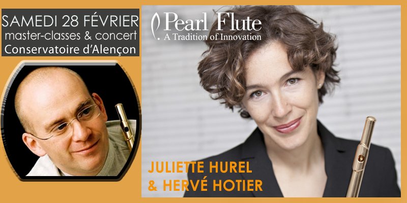JULIETTE HUREL & HERVÉ HOTIER